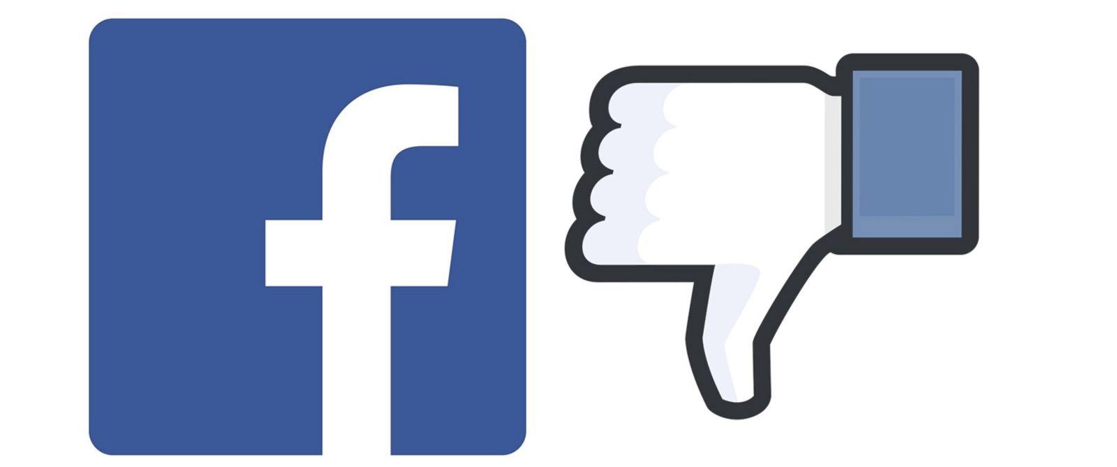 facebook mierda