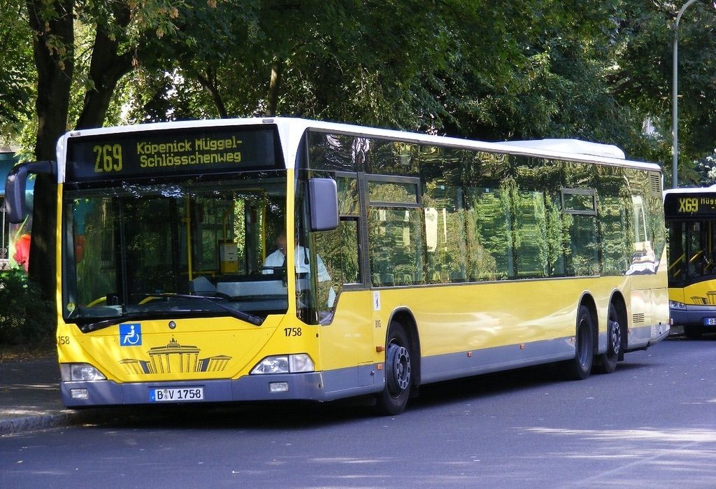 alemania transporte