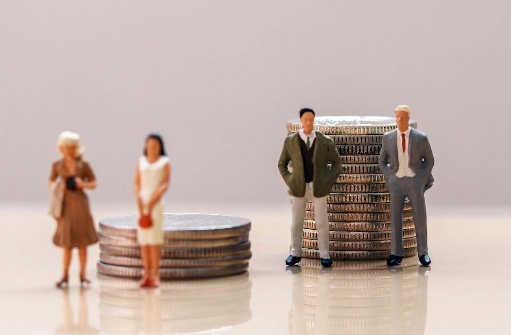 paridad salarial
