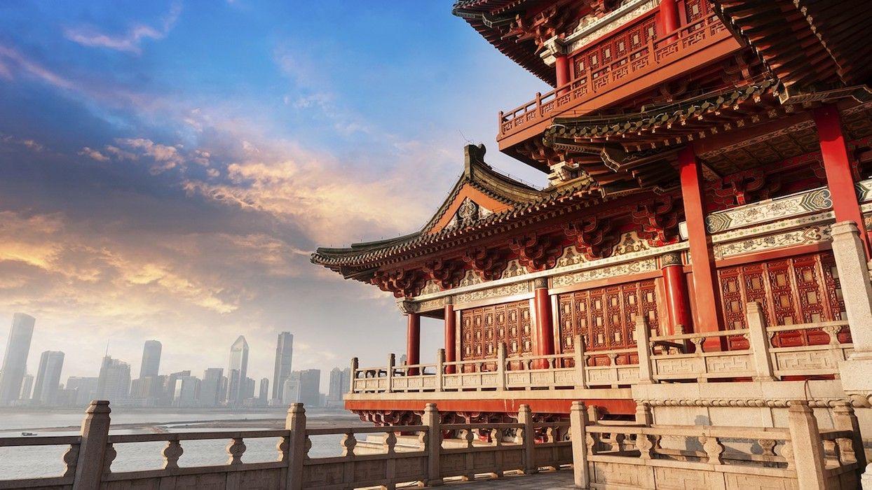 viaje china