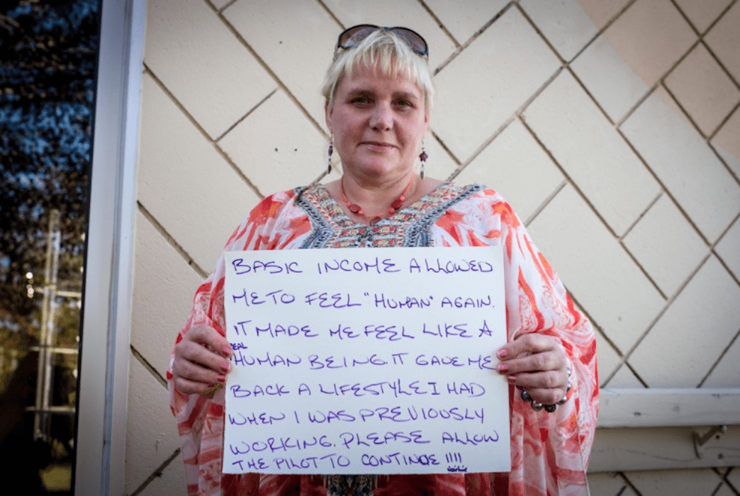 humans of basic income