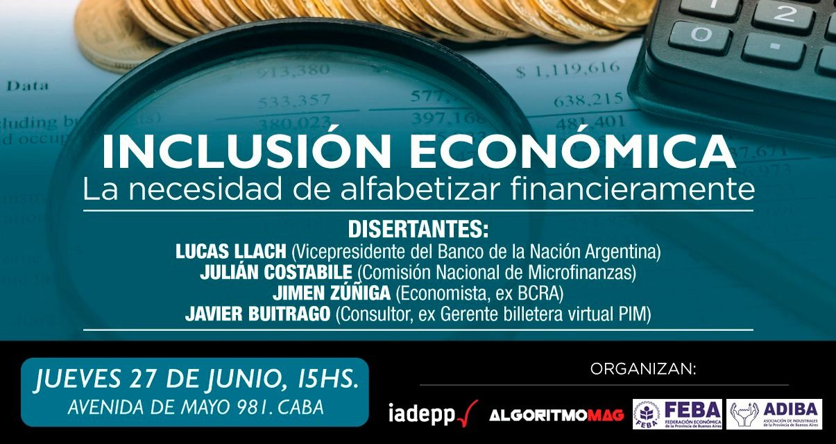 debatir sobre inclusión financiera