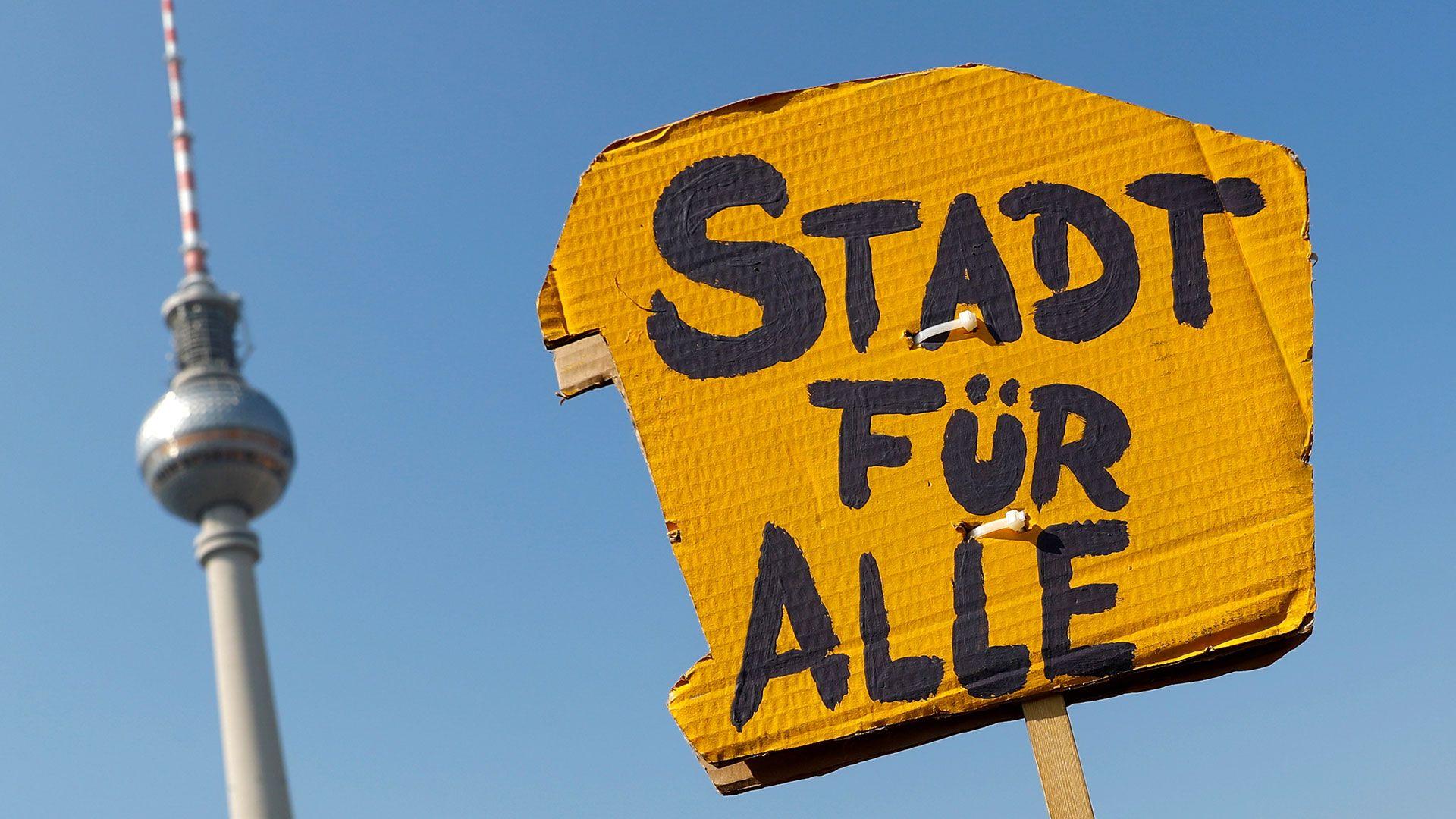 Berlín compra 6000 viviendas