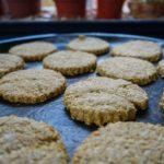 Cookies de Canela y Chía