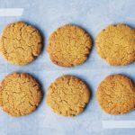 Cookies de Cúrcuma
