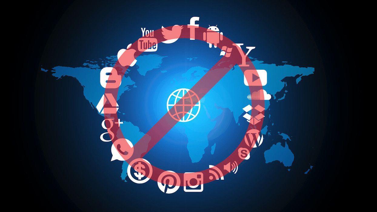 Social Media strike
