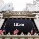 acciones de Uber caen