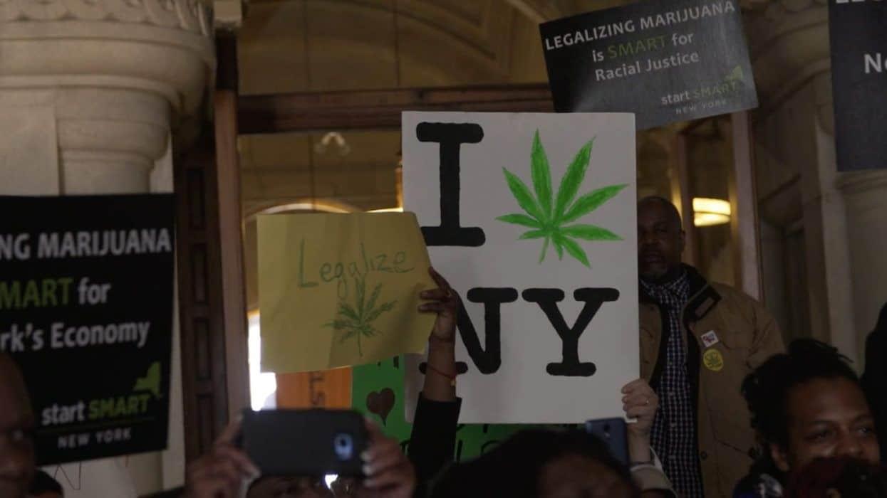 new york despenaliza marihuana