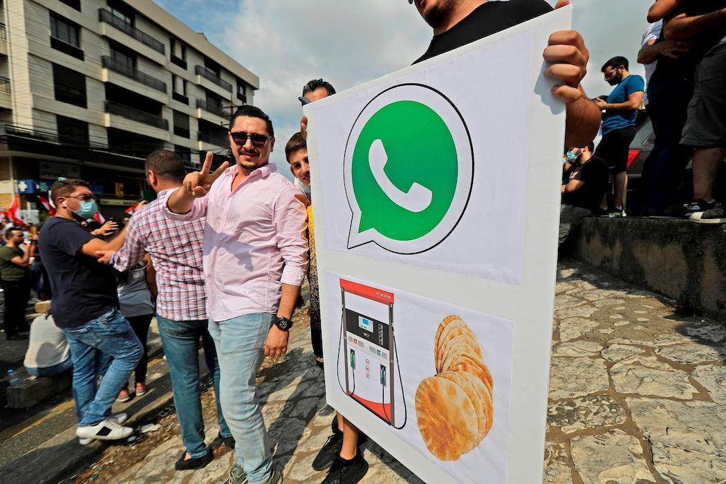 Impuesto a las llamadas de WhatsApp