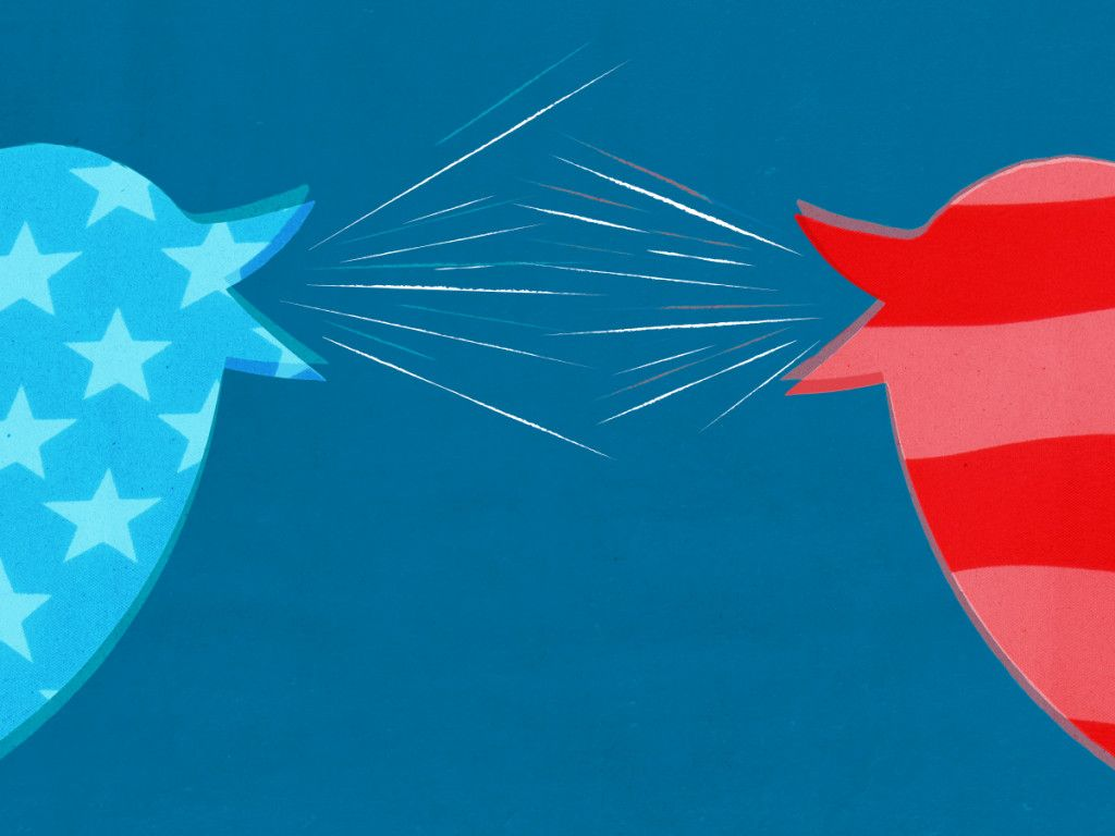Twitter renuncia a la publicidad política