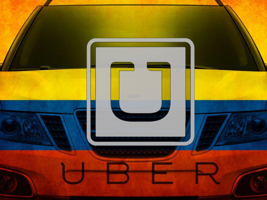 Colombia prohíbe a Uber