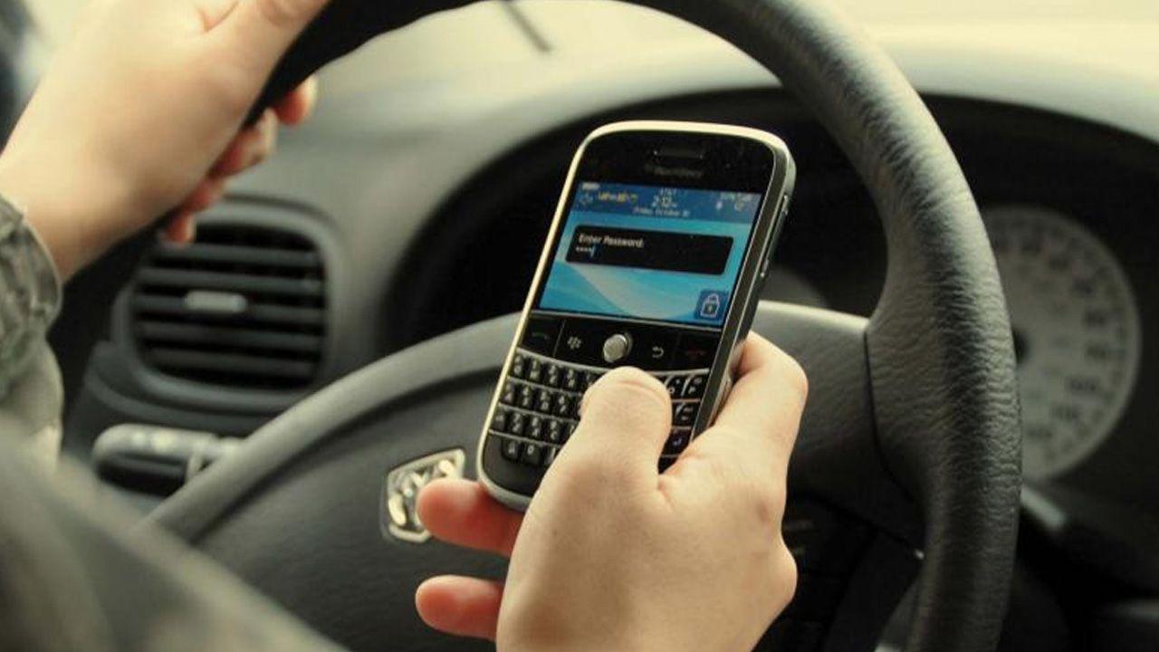 Radares para detectar el uso de celular
