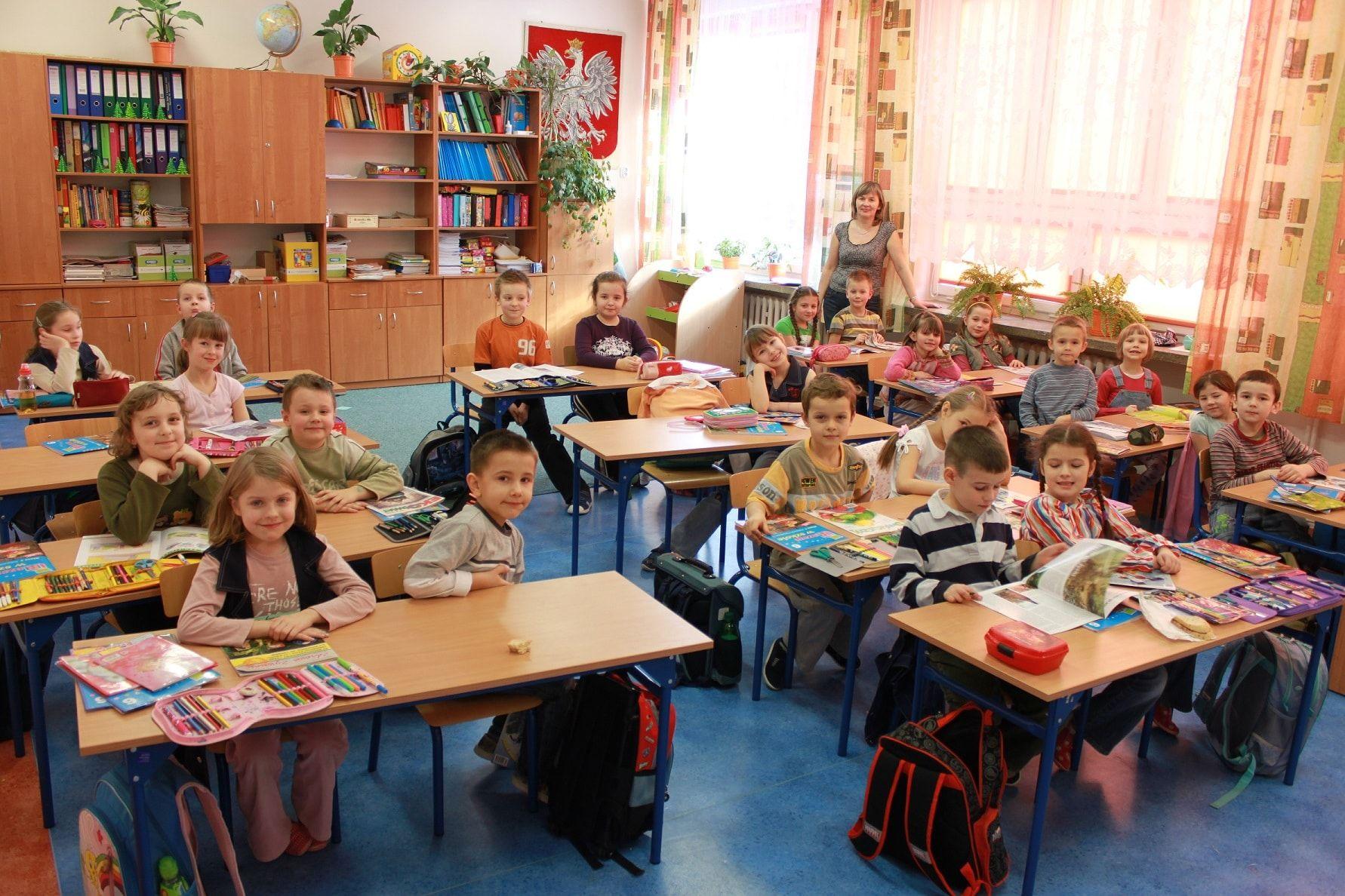 revolución educativa de Polonia