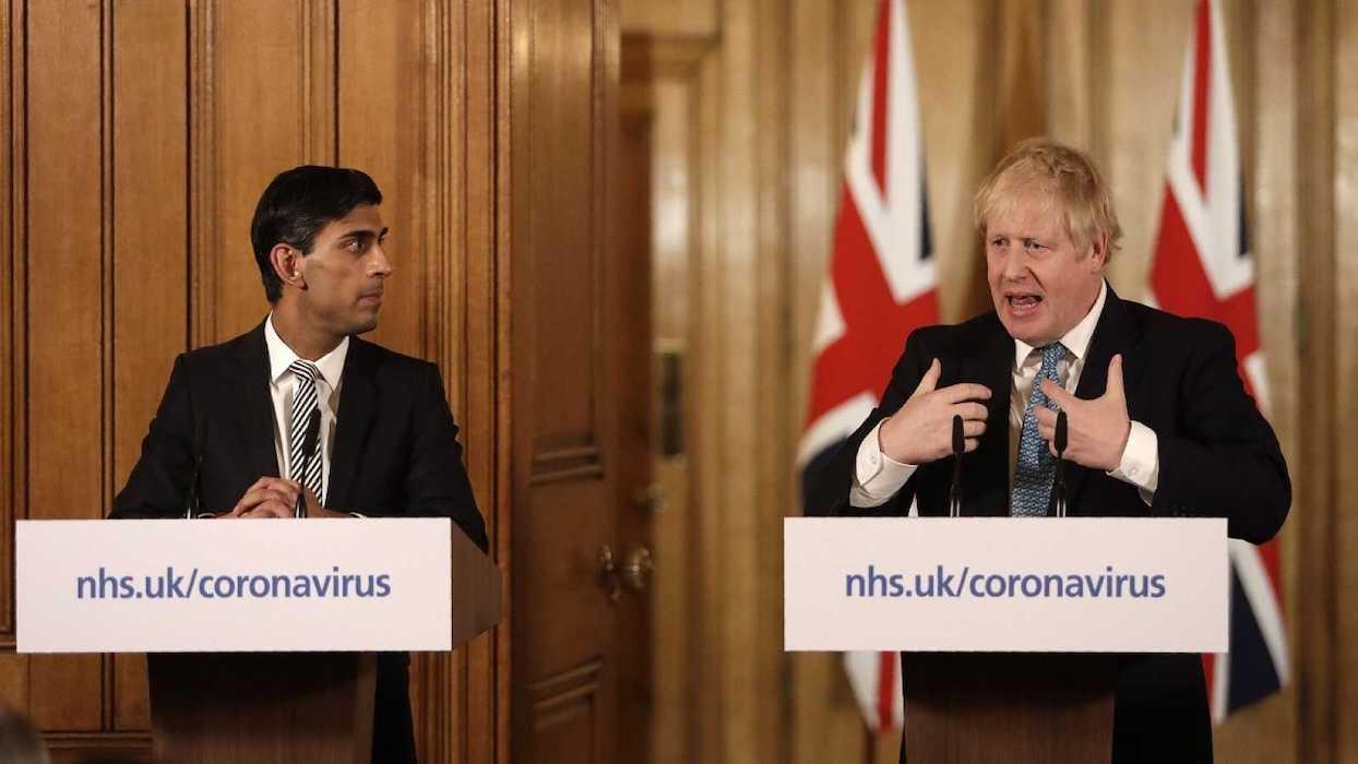 Reino Unido sobre COVID 19
