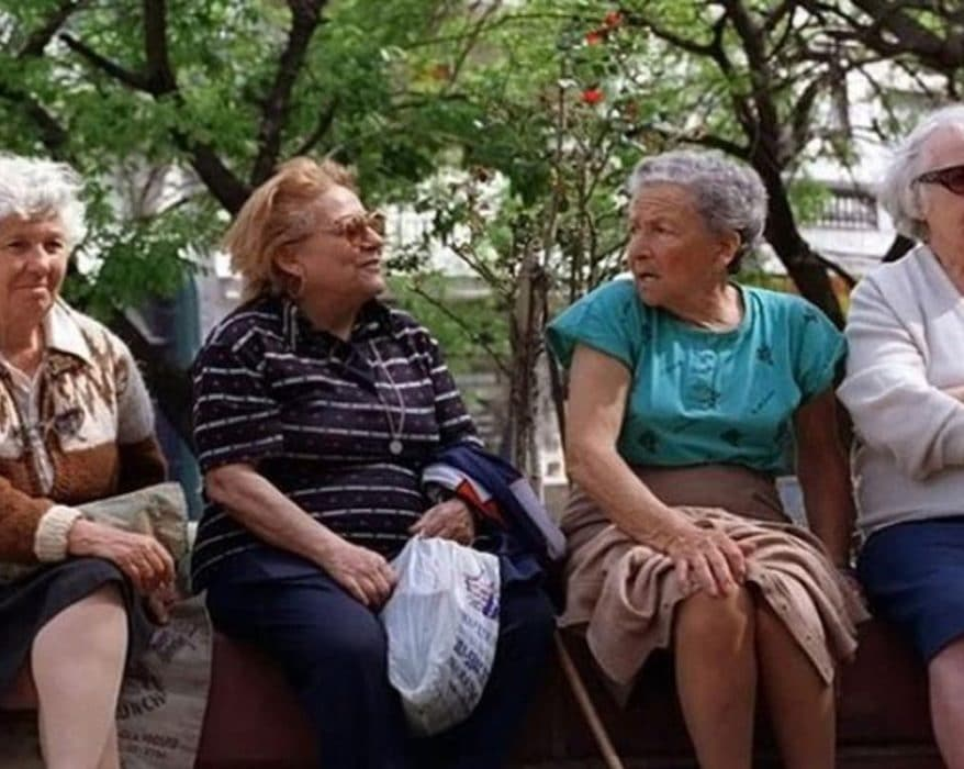 jubilación mujeres