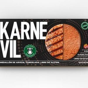 Karne Vil, la hamburguesa vegana argentina