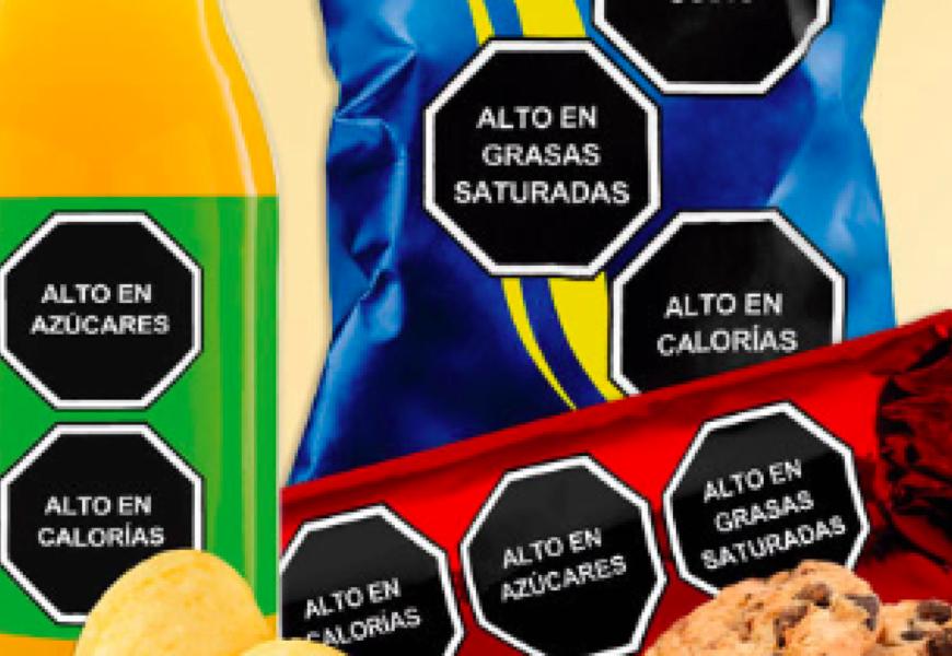 Etiquetado frontal: la herramienta para enfrentar el marketing de la comida  chatarra | Revista Algoritmo