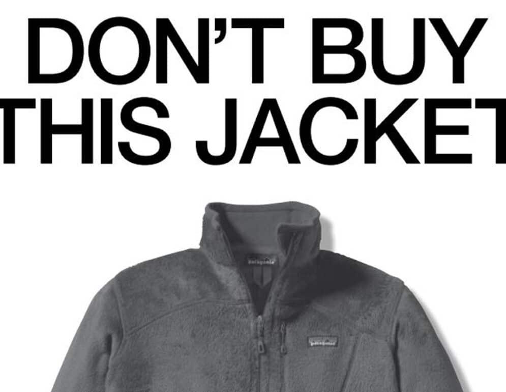 Dia de no comprar nada