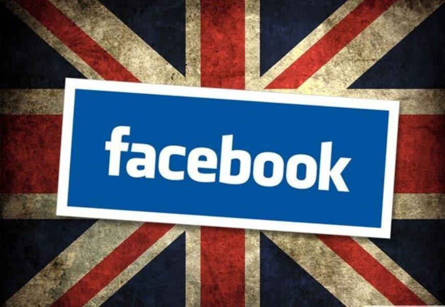 reino unido amenaza facebook