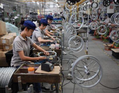 Ventas mundiales de bicicletas