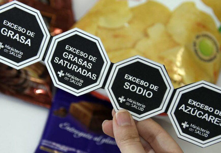 Etiquetado Frontal en alimentos