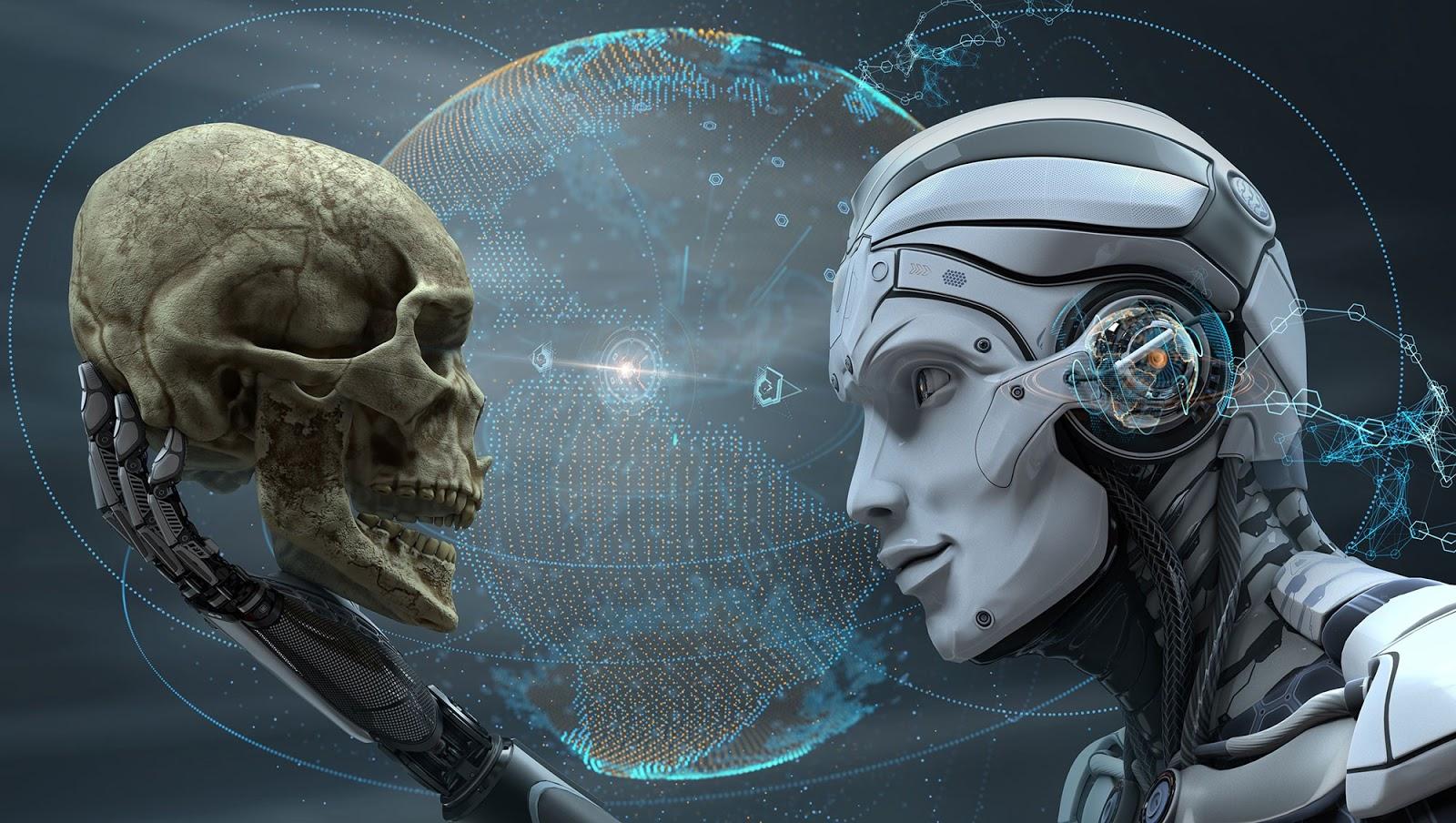Posthumanismo y transhumanismo - Revista Algoritmo
