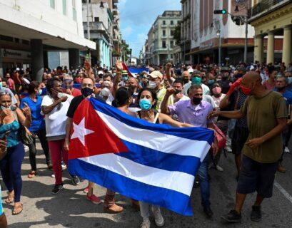 Basta Ya del pueblo cubano