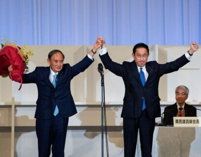 Japón renueva su gobierno